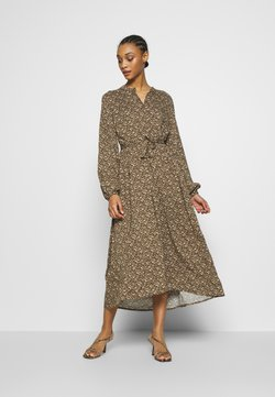 Envii - ATELIER LONG DRESS - Abito a camicia - brown