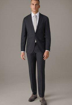 Strellson - RICK-JANS - Anzug - braun-grau gemustert