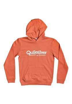 Quiksilver - Hoodie - chili