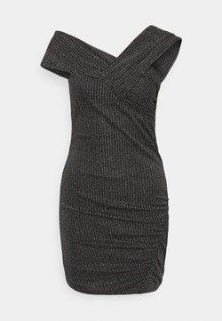 Iro - CLUB DRESS - Cocktail dress / Party dress - black/silver