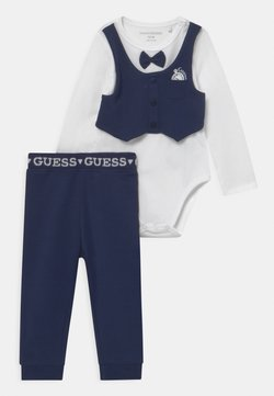Guess - SET - Stoffhose - true white