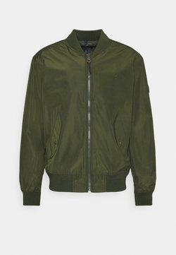 Polo Ralph Lauren - CITY BOMBER - Bomber Jacket - company olive