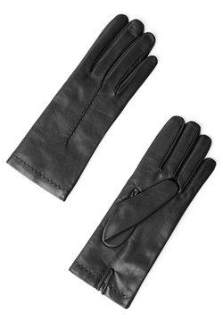 Falconeri - Fingerhandschuh - nero