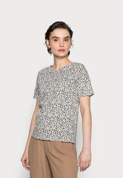 Springfield - BOTON - T-Shirt print - ivory