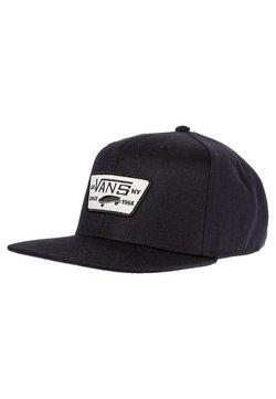 Vans - MN FULL PATCH SNAPBACK - Cappellino - true black