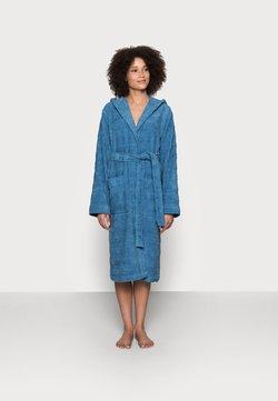 Vossen - FRESH - Dressing gown - sailor blue