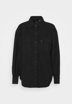 Levi's® - REMI UTILITY SHIRT - Camisa - black rose