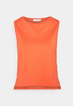 NU-IN - CROPPED TANK - Top - orange