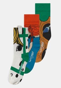 Happy Socks - LONGSTOCKING 3 PACK UNISEX - Calze - multi-coloured