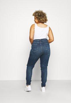 Tommy Jeans Curve - MELANY UHR - Jeans Skinny Fit - denim dark