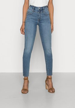 Esprit - SHAPING - Jeans Skinny - blue medium wash