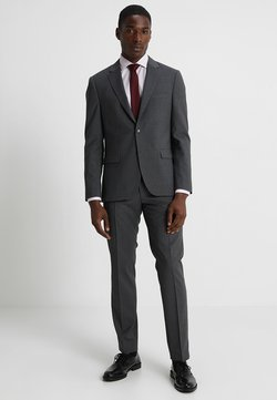 Tommy Hilfiger Tailored - SLIM FIT SUIT - Anzug - grey