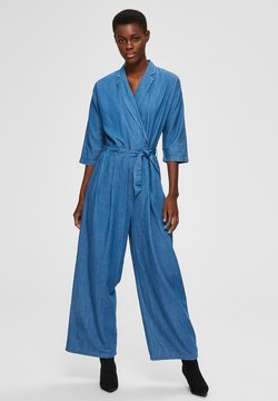 Selected Femme - Haalari - medium blue denim
