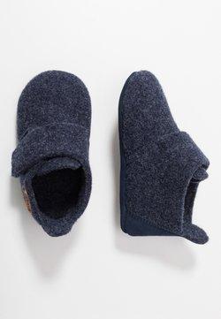 Bisgaard - BABY HOME SHOE - Pantoffels - blue