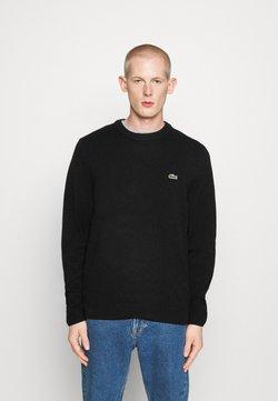 Lacoste - AH1988-00 - Pullover - black