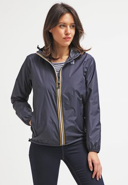 K-Way - LE VRAI CLAUDETTE - Regenjas - dark blue