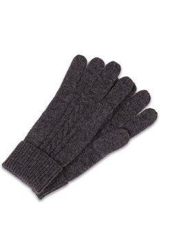 CASH-MERE - Fingerhandschuh - anthrazit