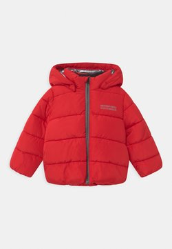 Name it - NMMMILTON PUFFER - Winterjas - tango red