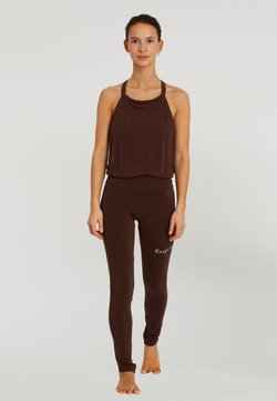 Yogasearcher - Tights - brown