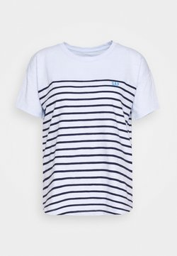 GAP - MEMORIAL DAY TEE - T-Shirt print - blue