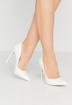 Call it Spring - RACHELL - High Heel Pumps - white