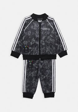 adidas Originals - GOOFY DISNEY SET - Trainingsvest - black/white