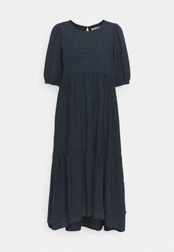 Danefæ København - JULI DRESS - Sukienka z dżerseju - dusty navy