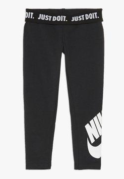 Nike Sportswear - FAVORITE FUTURA - Leggings - Hosen - black
