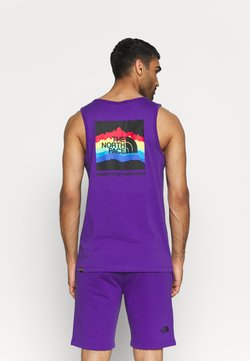 The North Face - RAINBOW TANK - Top - peak purple