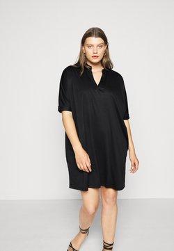 Zign Curvy - Vestido ligero - black