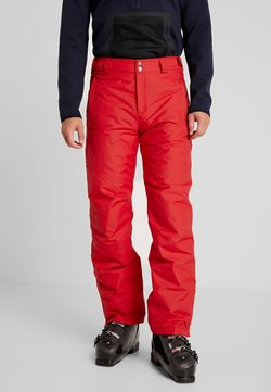 Columbia - BUGABOO PANT - Snow pants - mountain red