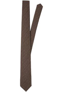 Strellson - Krawatte - braun gemustert