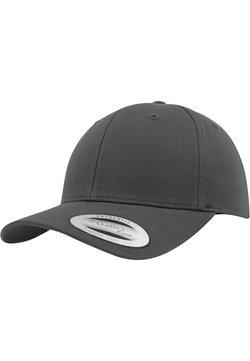 Flexfit - CURVED CLASSIC SNAPBACK - Cap - charcoal
