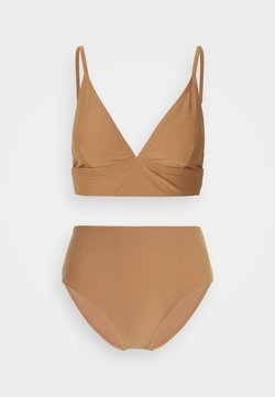 Vero Moda - VMALYSSA SWIM SET - Bikini - raw umber