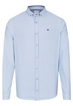 Pure - MODISCHES LANGARM - Hemd - light blue