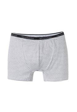 recolution - Panties - grey melange / white