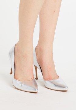 faina - High Heel Pumps - silber