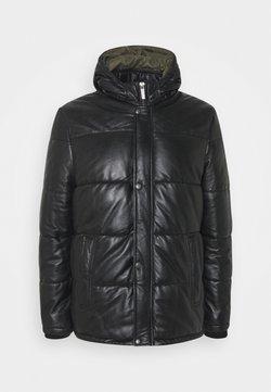 Oakwood - Leather jacket - noir