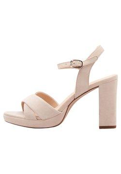 COX - High Heel Sandalette - beige