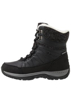 Hi-Tec - RIVA MID WP - Snowboot/Winterstiefel - black