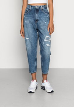 Tommy Jeans - MOM UHR - Jeans relaxed fit - denim medium