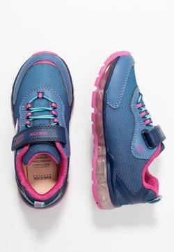 Geox - GIRL - Sneaker low - navy