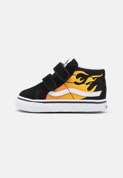 Vans - SK8 MID REISSUE  - Sneakers alte - black/true white