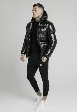 SIKSILK - ADAPT JACKET - Winterjacke - black