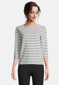 Betty Barclay - Sweatshirt - weiß/schwarz