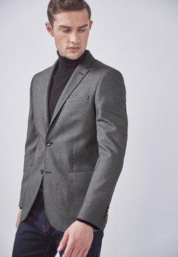 Next - SLIM FIT  - Sakko - mottled grey