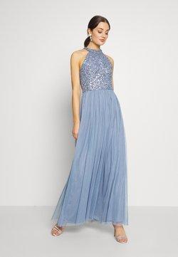 Lace & Beads - AVALON MAXI - Ballkleid - dusty blue