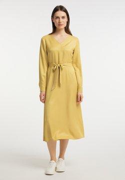usha - Cocktailkleid/festliches Kleid - gelb