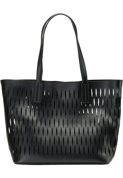 usha - SHOPPER - Shopping Bag - schwarz