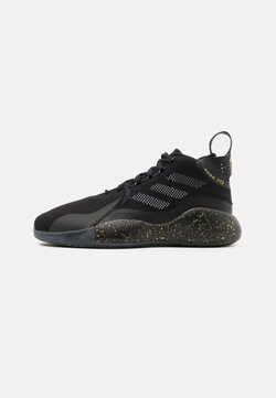 adidas Performance - ROSE 773 2020 - Basketbalschoenen - core black/gold metallic/footwear white